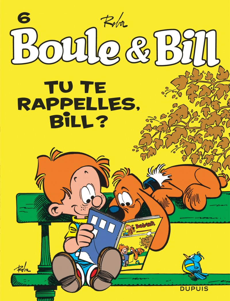 Billy and Buddy - tome 6 - Tu te rappelles, Bill ?