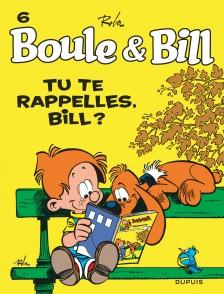 cover-comics-boule-et-bill-tome-6-tu-te-rappelles-bill
