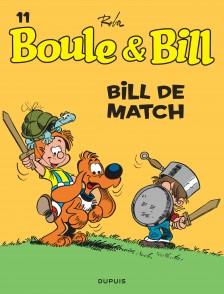 cover-comics-boule-et-bill-tome-11-bill-de-match
