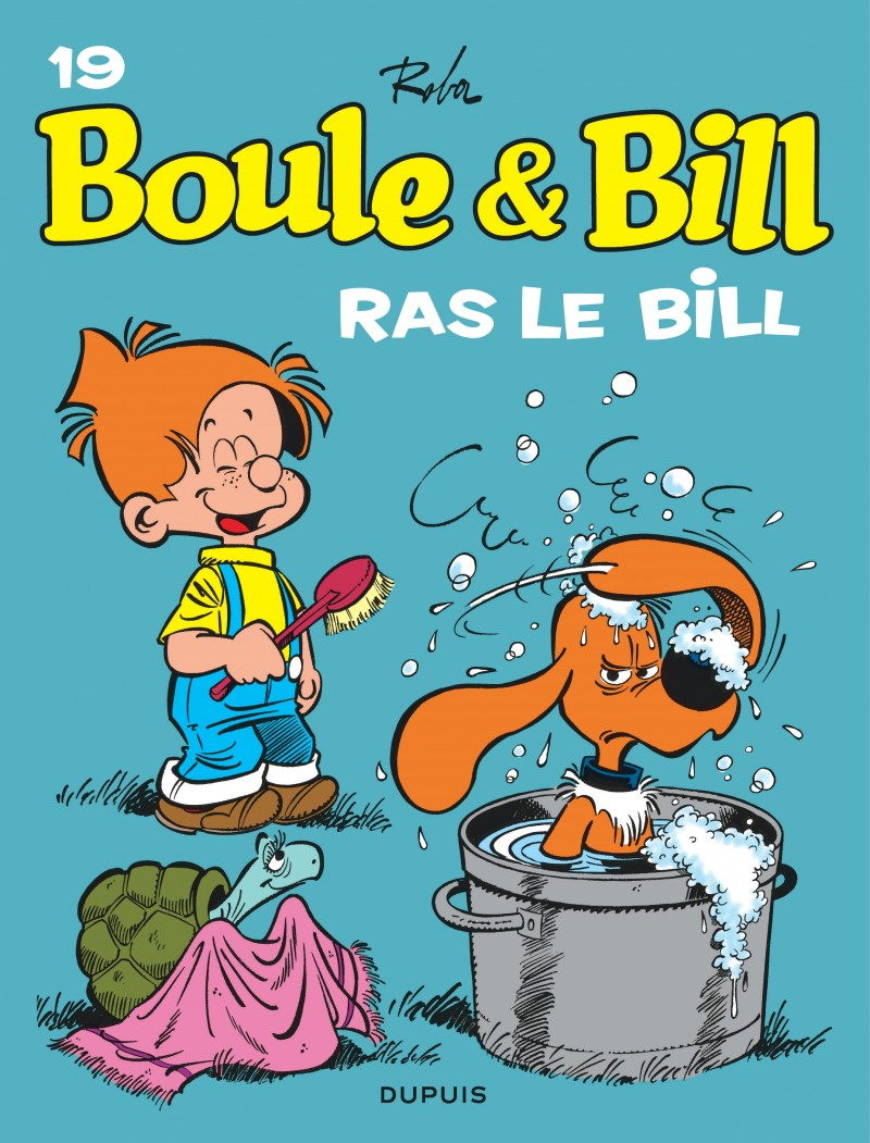 Billy and Buddy - tome 19 - Ras le Bill