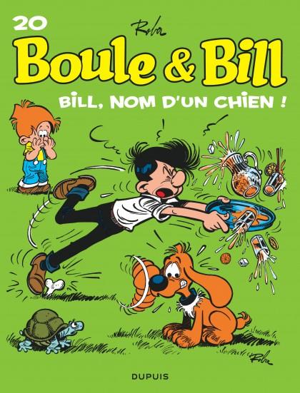 Boule et Bill - Bill, nom d'un chien !