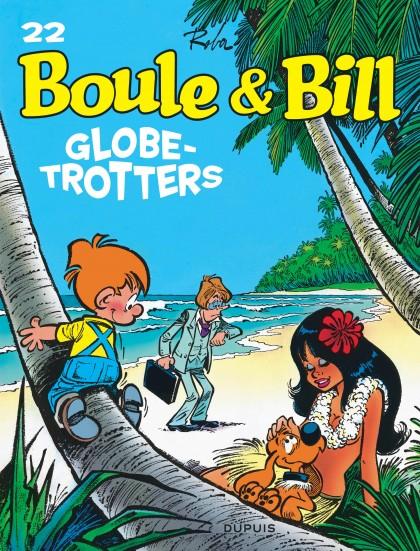 Boule et Bill - Globe-trotters