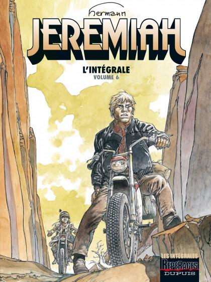 Jeremiah - Intégrale - Jeremiah Intégrale T6 (tomes 21 à 24)