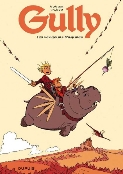 Gully - Les vengeurs d'injures