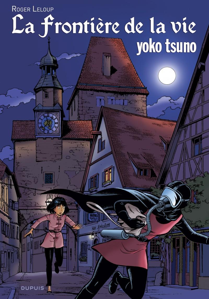 Yoko Tsuno - tome 7 - La Frontière de la vie