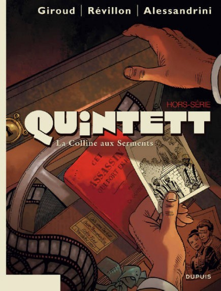 Quintett - La colline aux serments