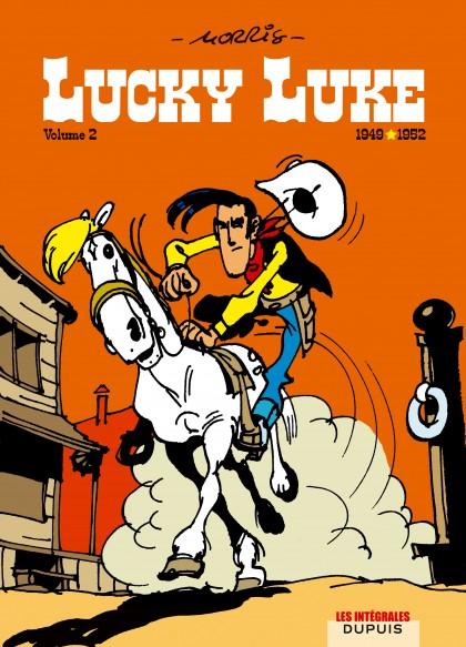 Lucky Luke - L'Intégrale - Lucky Luke - L'Intégrale n° 2