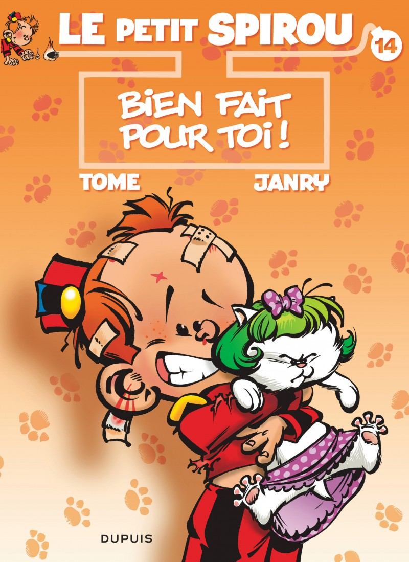 Little Spirou - tome 14 - Bien fait pour toi !