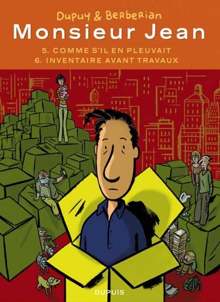 Monsieur Jean - Compilation - Monsieur Jean - L'Intégrale T3