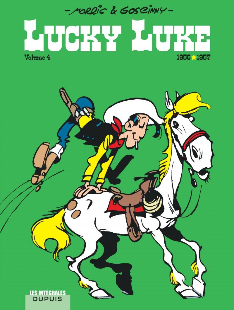 Lucky Luke - L'Intégrale - tome 4 - Lucky Luke - L'Intégrale n° 4