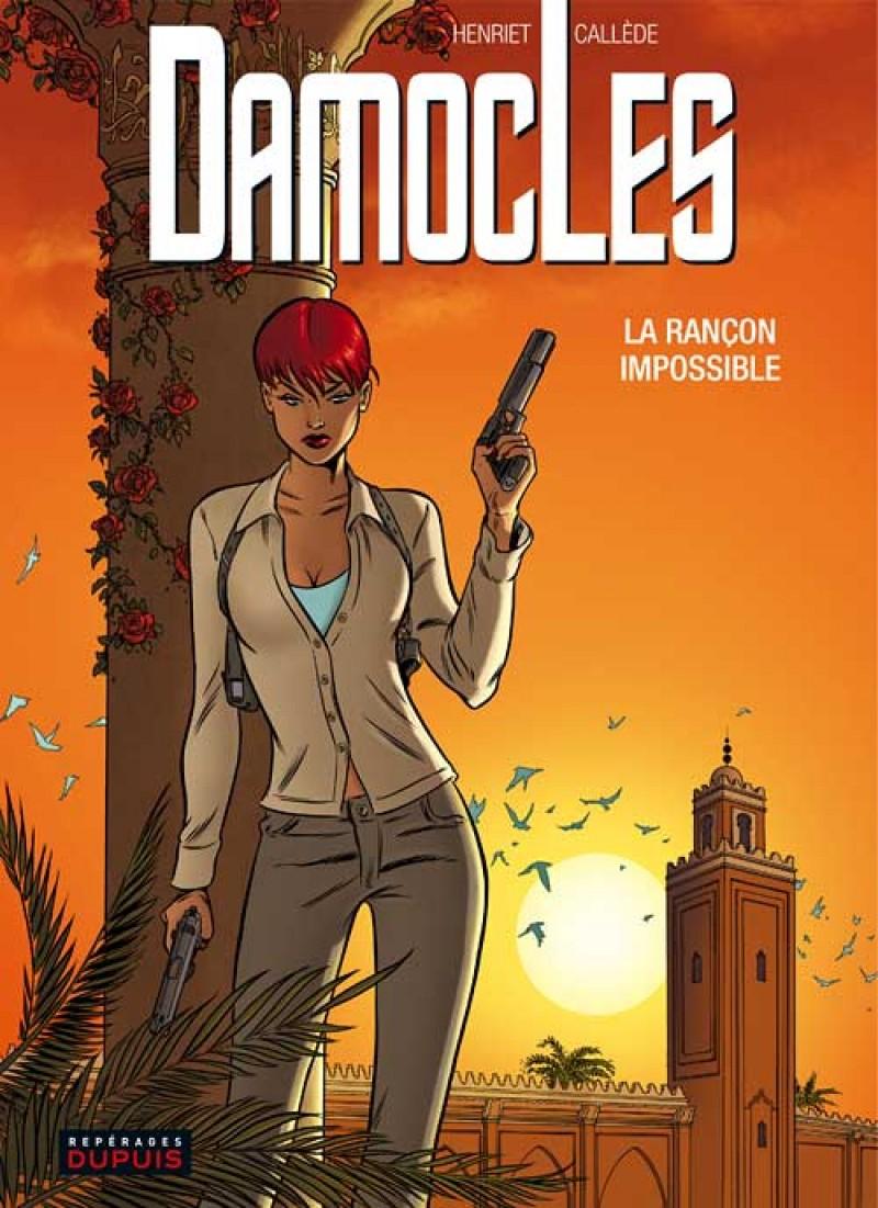 Damoclès - tome 2 - La rançon impossible