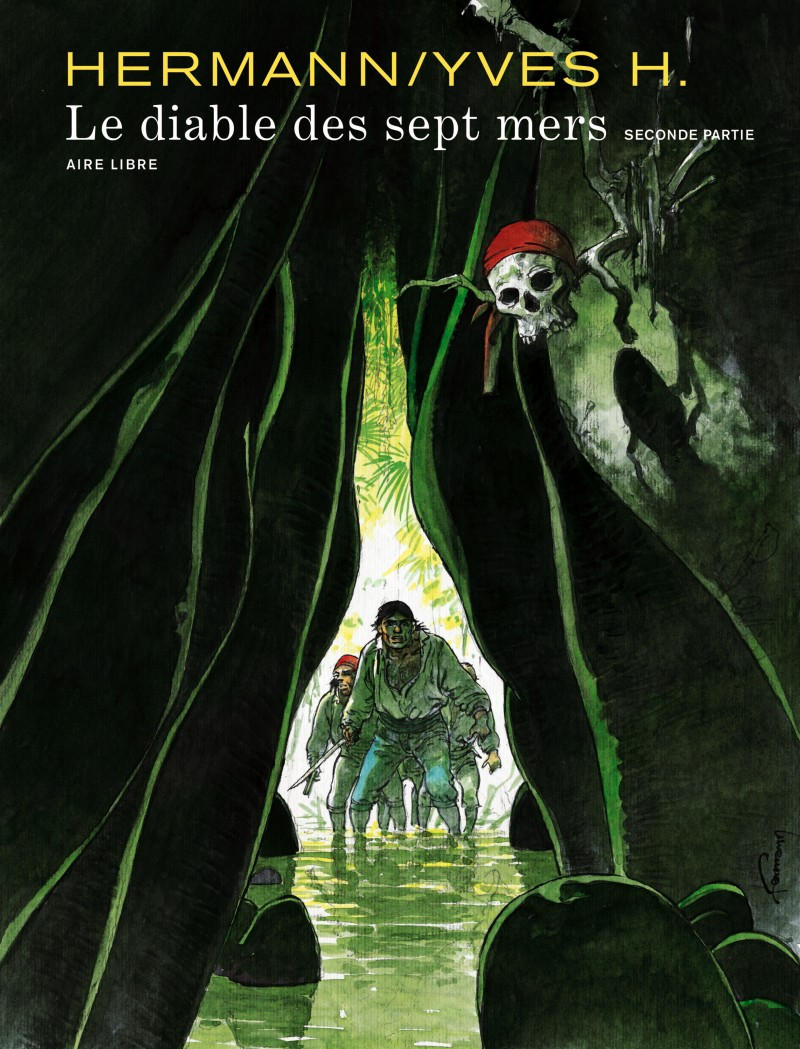 The Devil of the Seven Seas - tome 2 - Le diable des sept mers - 2/2