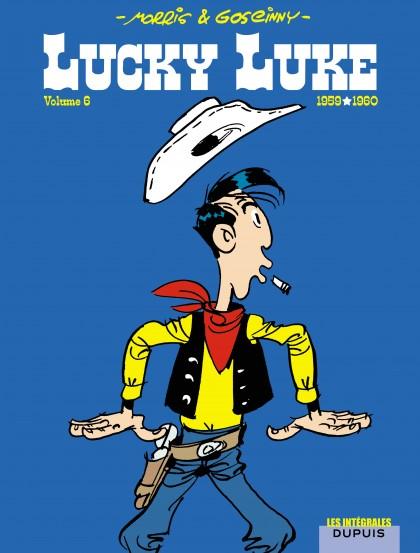 Lucky Luke - L'Intégrale - Lucky Luke - L'Intégrale n° 6