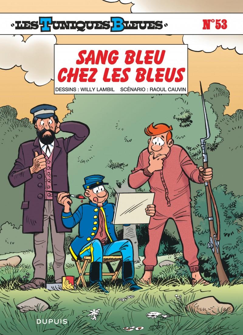 The Bluecoats - tome 53 - Sang bleu chez les Bleus