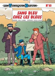 cover-comics-sang-bleu-chez-les-bleus-tome-53-sang-bleu-chez-les-bleus