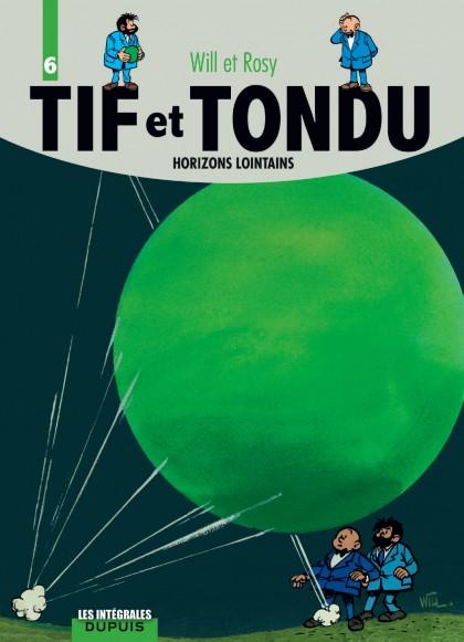 Tif and Tondu - Compilation - Horizons lointains