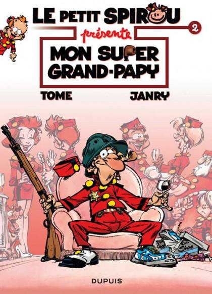 Le Petit Spirou présente... - Mon super Grand Papy
