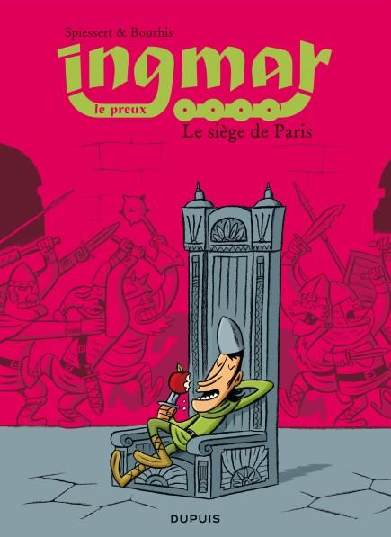 Ingmar - Le siège de Paris