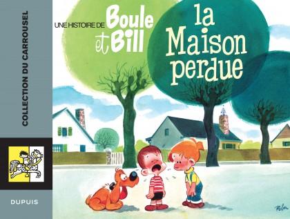 Carrousel - Boule et Bill la maison perdue