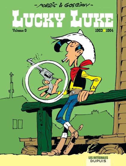 Lucky Luke - L'Intégrale - Lucky Luke - L'Intégrale n° 9