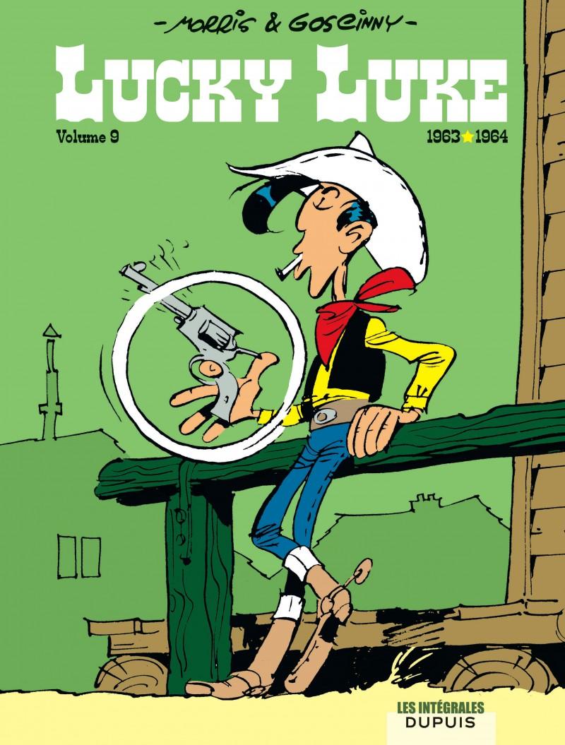 Lucky Luke - L'Intégrale - tome 9 - Lucky Luke - L'Intégrale n° 9