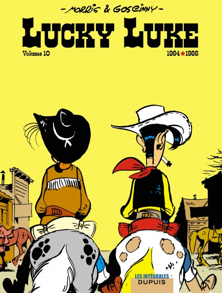 Lucky Luke - Compilation - Lucky Luke - L'Intégrale n° 10