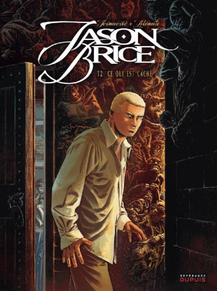 Jason Brice - Ce qui est caché