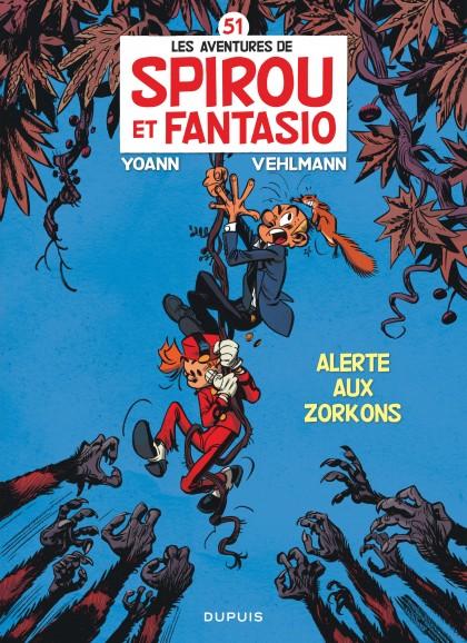 Spirou et Fantasio - Alerte aux Zorkons
