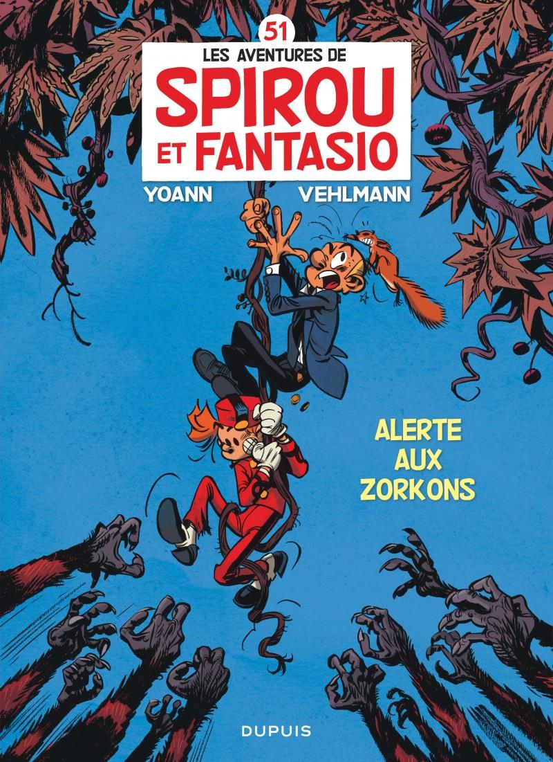 Spirou and Fantasio - tome 51 - Alerte aux Zorkons