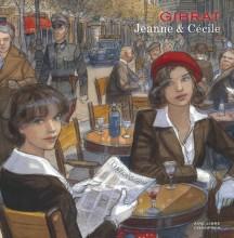 Artbook Gibrat Jeanne and Cécile