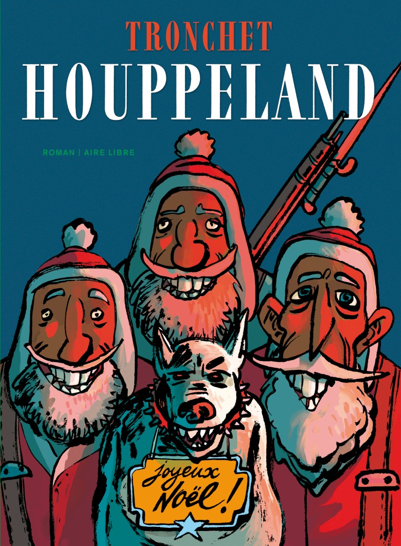 Houppeland, édition intégrale - Houppeland, édition intégrale