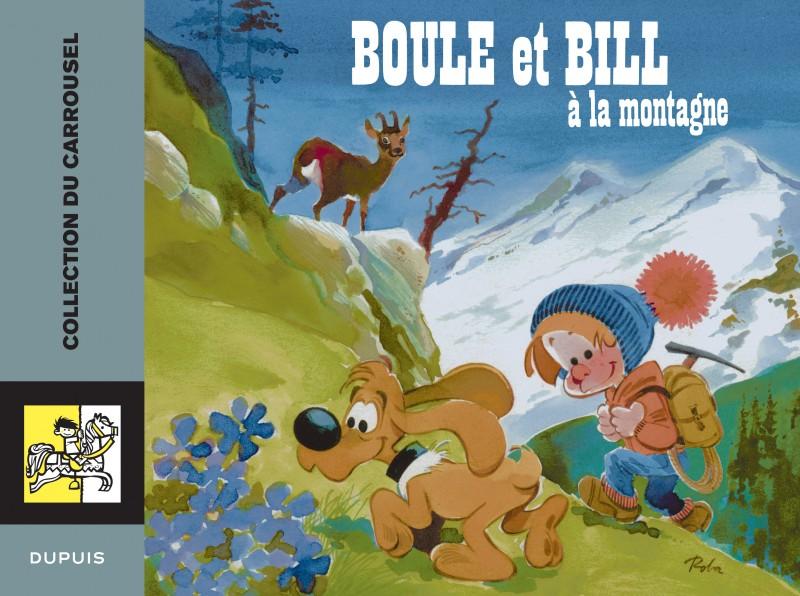 Carrousel - tome 5 - Boule et Bill à la montagne