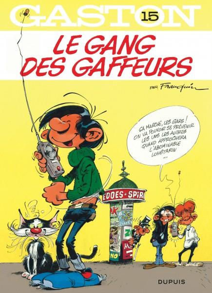 Gaston - Le gang des gaffeurs