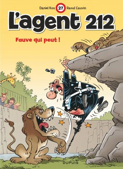 L'agent 212 - Fauve qui peut !