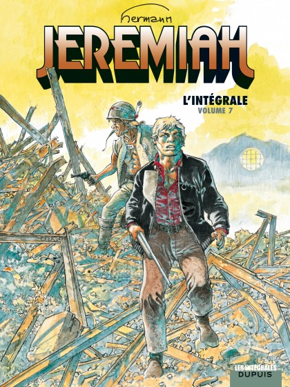 Jeremiah - Intégrale - Jeremiah Intégrale T7 (tomes 25 à 28)
