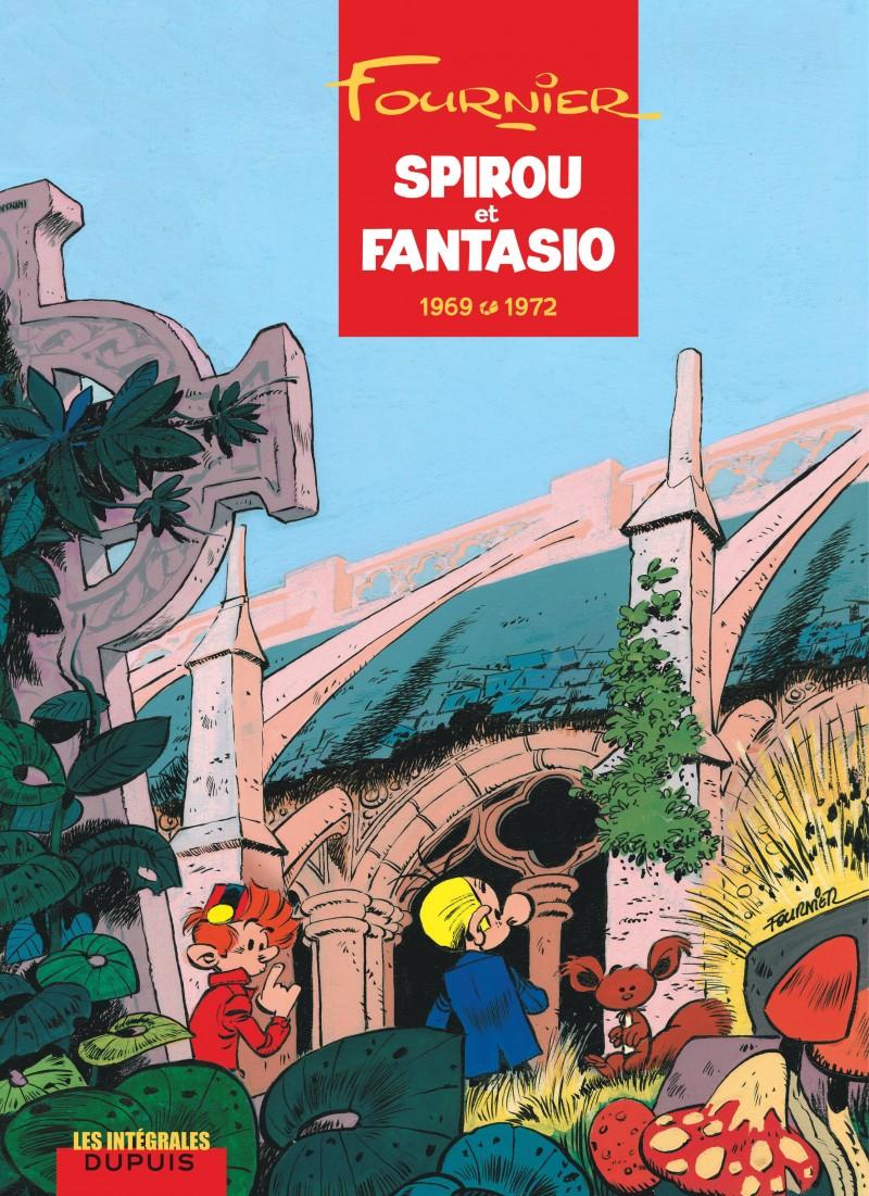 Spirou et Fantasio - Compilation - tome 9 - 1969-1972