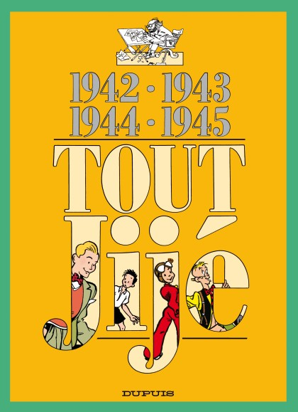 Complete Jijé - 1942-1945