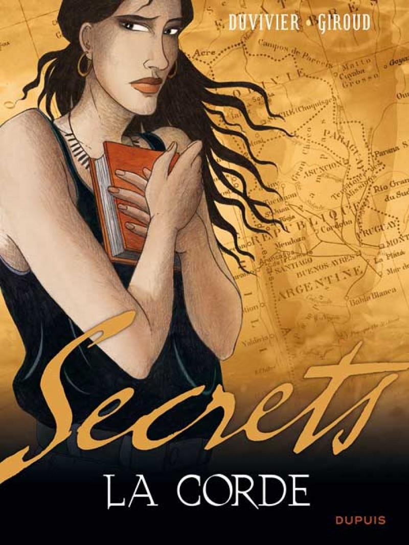 Secrets, La corde - tome 1 - Secrets, La corde - tome 1/2