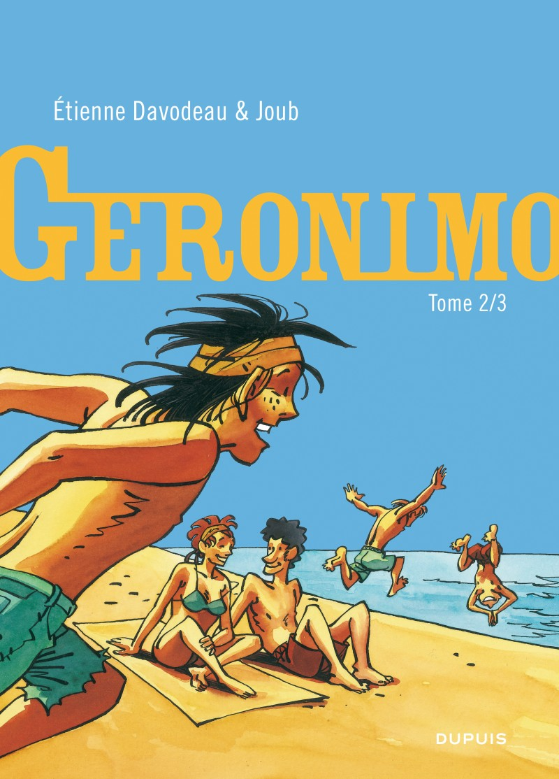 Geronimo - tome 2 - Geronimo - tome 2/3