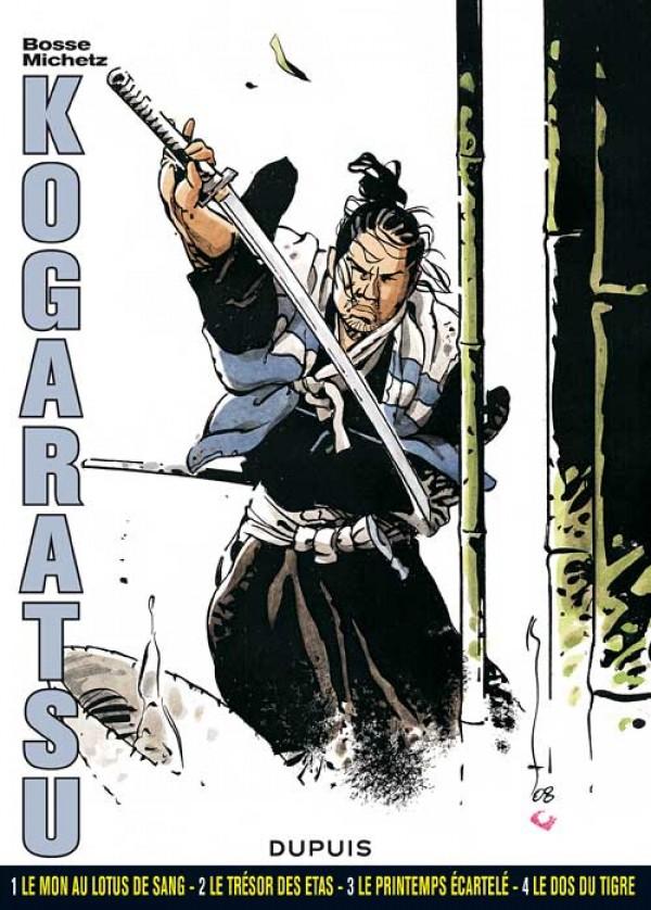 cover-comics-kogaratsu-8211-l-8217-intgrale-tome-1-kogaratsu-8211-l-8217-intgrale-8211-tome-1