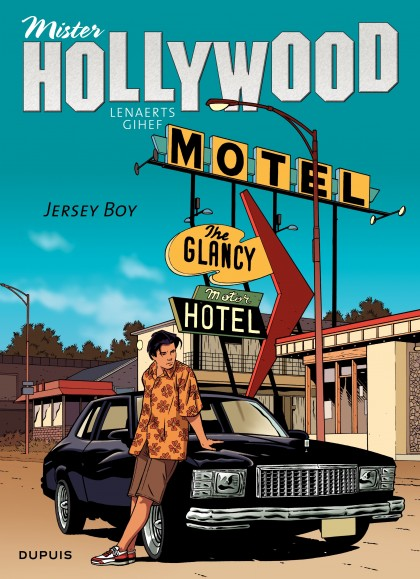 Mister Hollywood - Jersey Boy