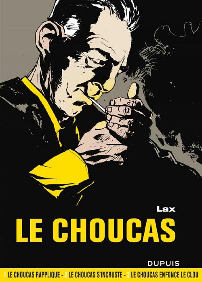 Le Choucas - L'intégrale - tome 1 - Le Choucas - L'intégrale - tome 1