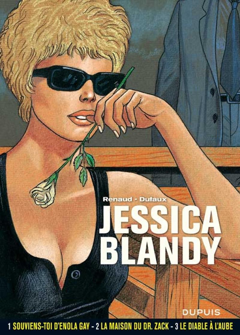 Jessica Blandy - L'intégrale - tome 1 - Jessica Blandy, l'intégrale - Volume 1