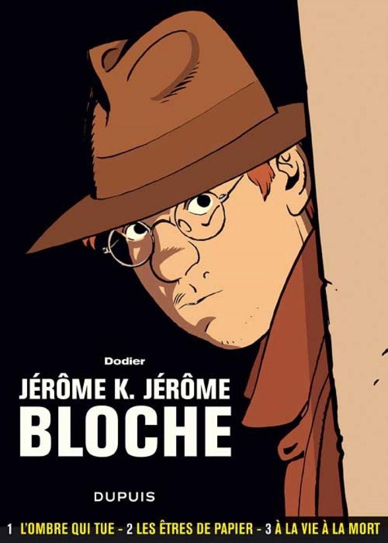 Jérôme K. Jérôme Bloche - L'intégrale - tome 1 - Jérôme K. Jérôme Bloche - L'intégrale - tome 1