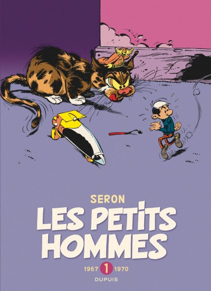 Les Petits Hommes - L'intégrale - 1967-1970