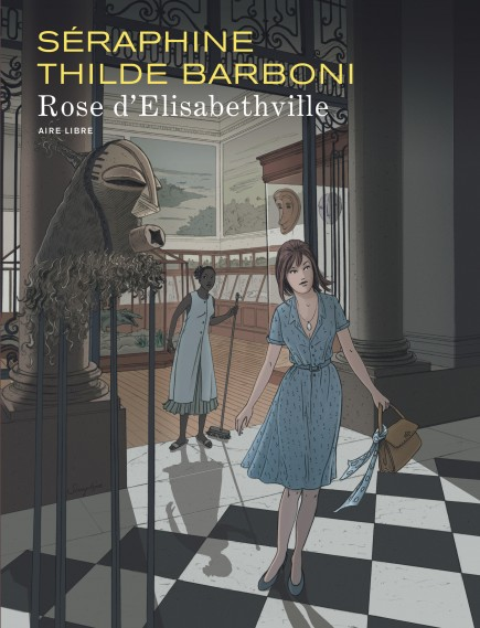 Rose of Elisabethville - Rose d'Elisabethville