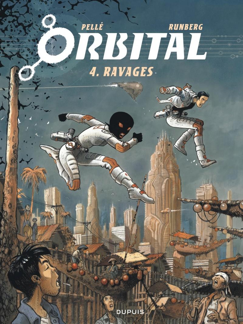 Orbital - tome 4 - Ravages