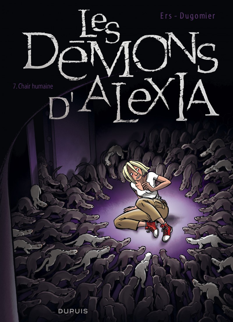 The Demons of Alexia - tome 7 - Chair humaine