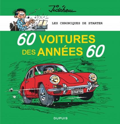 Les chroniques de Starter - 60 voitures des années 60