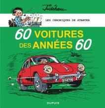 Album 60 voitures des années 60 by Jidéhem (french Edition)